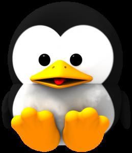 BabyTuxSitAlpha-wikimediacommons